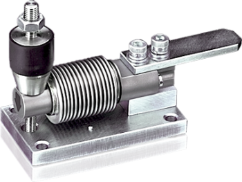 Load Cell Mounting B C 355 Sensor Techniques Limited